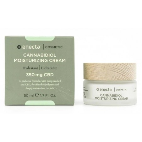 Хидратиращ крем за лице Enecta