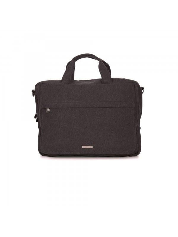 Бизнес чанта от коноп за лаптоп
