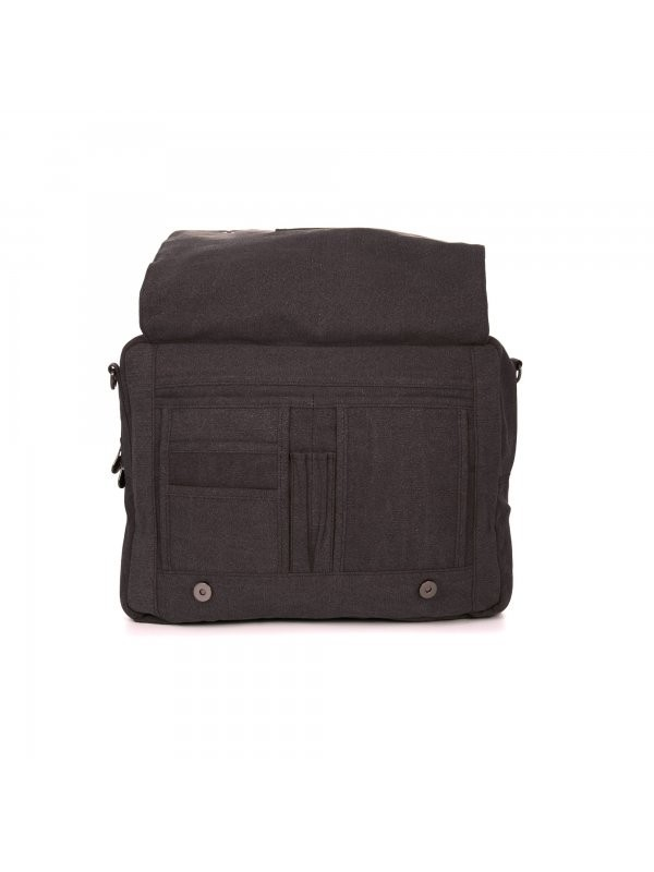 Sativa Hemp Laptop Bag