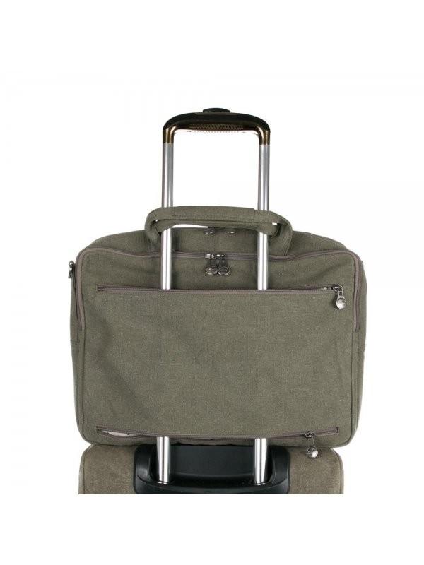 Бизнес чанта от коноп за пътуване