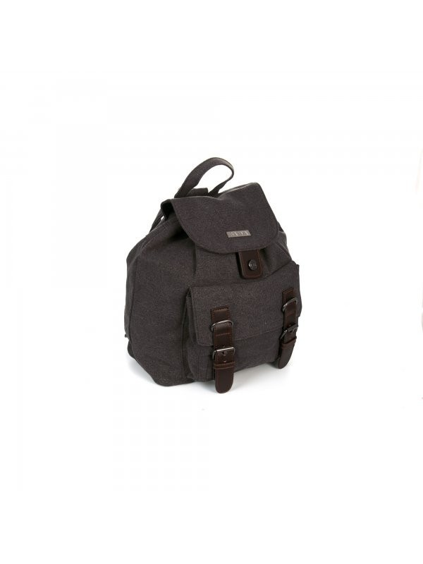Small city hemp backpack Sativa