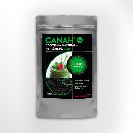 Растителен конопен протеин на прах Canah