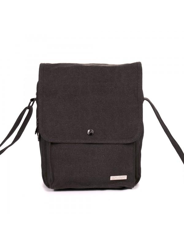 Чанта за рамо от коноп