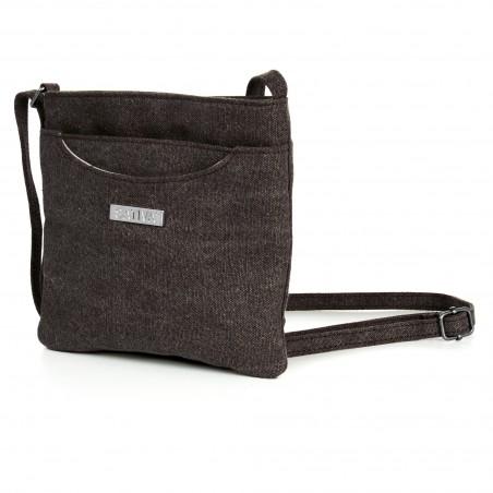 Лека конопена градска чанта