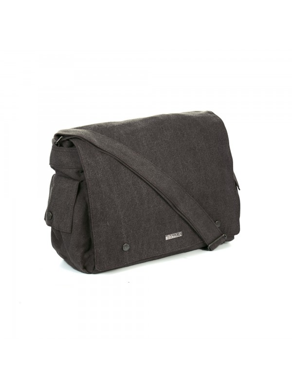 Hemp Large Postman Bag
