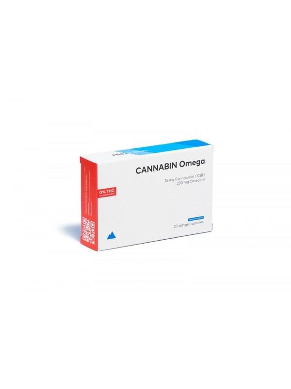 Cannabin Omega (500mg CBD)