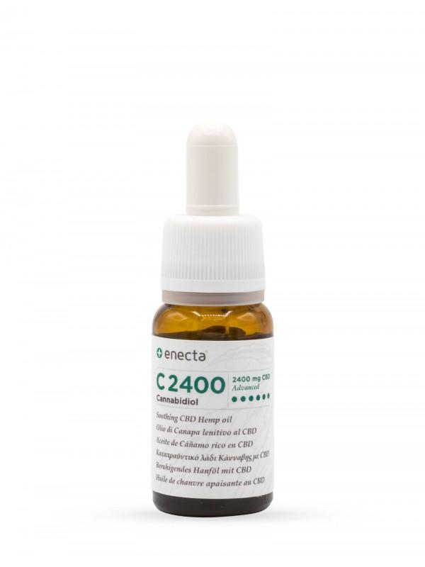 Enecta CBD Oil 2400mg.
