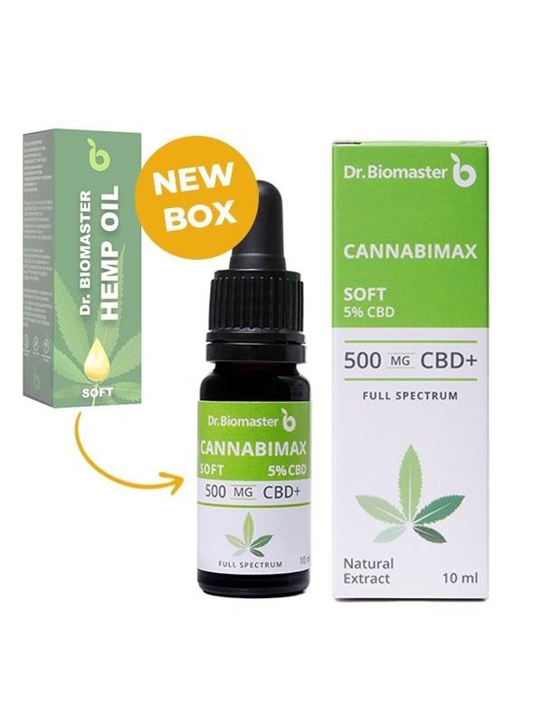 CBD масло Cannabimax Soft
