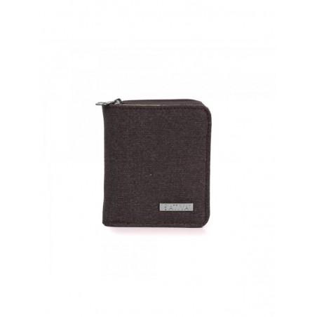 Hemp wallet and card holder